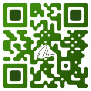 1_QR_code_Custom_Milespb_Logo_Color_Green